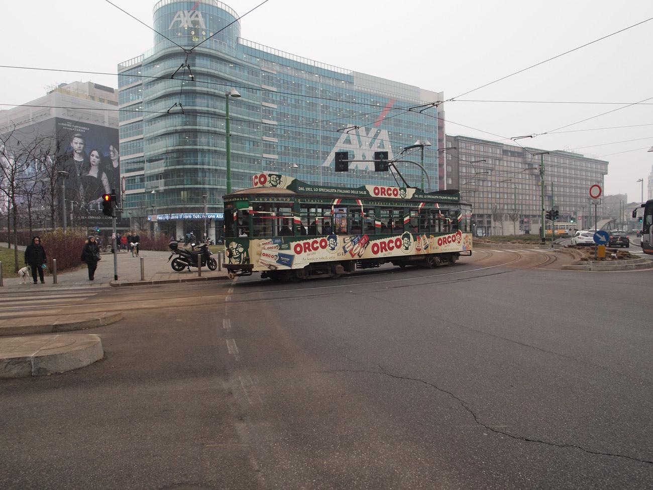 Pubblicità tram
